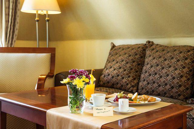 SPA Hotel Romance - apartman